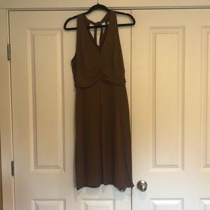 Ann Taylor LOFT A-line dress.